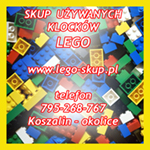 Skup oryginalnych klocków LEGO