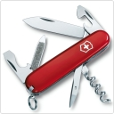 Scyzoryk Victorinox 84 mm Sportsman 0.3803 red