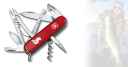 Scyzoryk Victorinox 91 mm Angler 1.3653.72 red